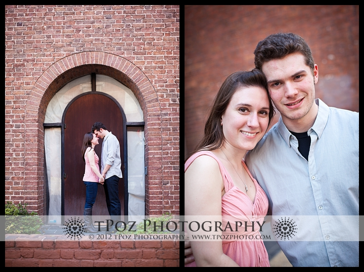 Mount Vernon Engagment Session