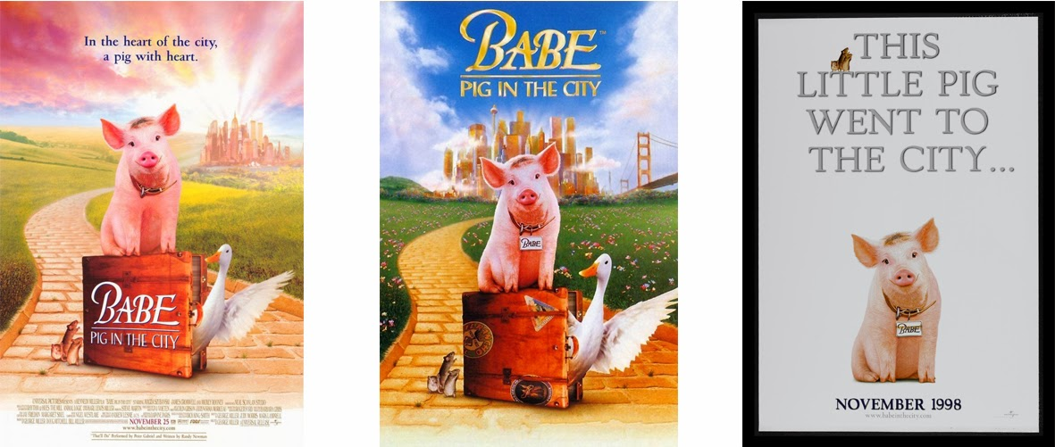 Babe: Pig in the City - Babe: świnka w mieście (1998)