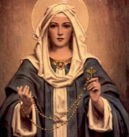 a checklist of popular devotions to the blessed virgin mary taylor