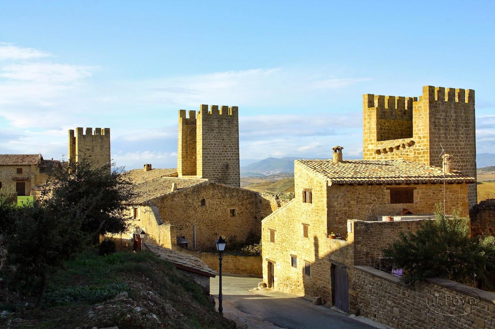 Torres de Artajona, Navarra