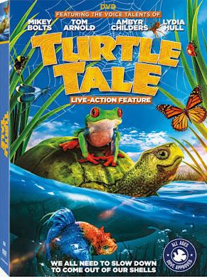 Turtle Tale 2015 DVD R1 NTSC Sub