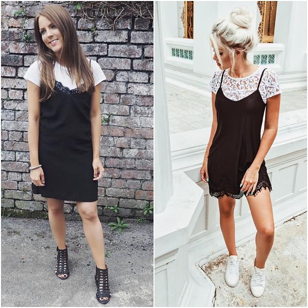 Dicas de como usar Slip Dress