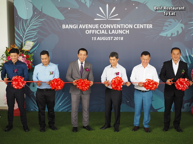 Official Launch BANGI AVENUE CONVENTION CENTRE (BACC)