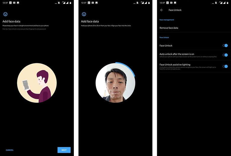 OnePlus 6 Tips and Tricks - How To Setup Face Unlock On The OnePlus 6 smart phone.