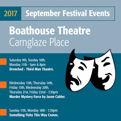 St Ives September Festival 2017 - Boathouse Theatre