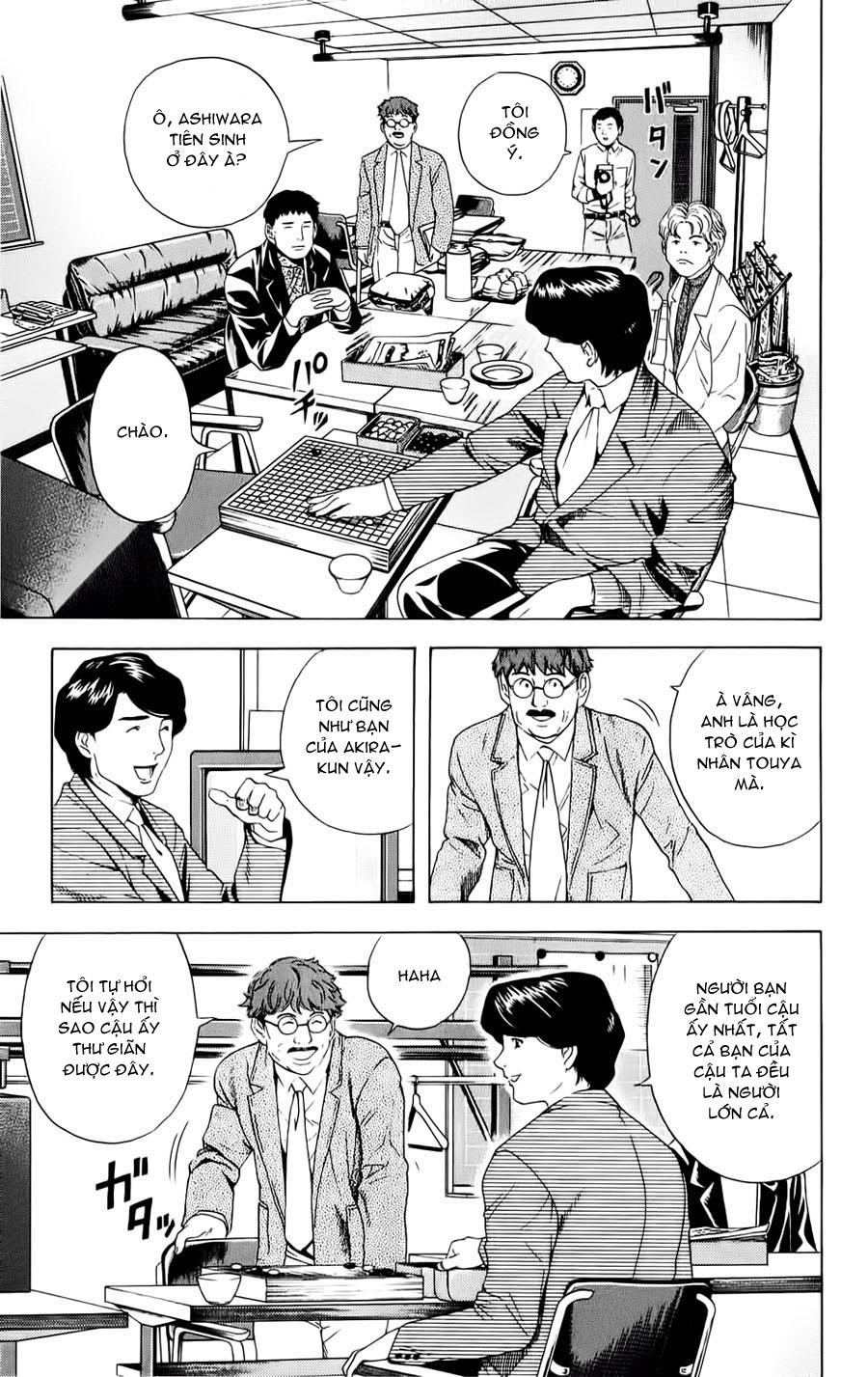 Hikaru No Go hikaru no go chap 48 trang 7