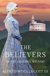 Historical Fiction Novel The Believers In Crucible Nauvoo I Had Pleasure Of Working With Al On Cover Design Heres Book Description