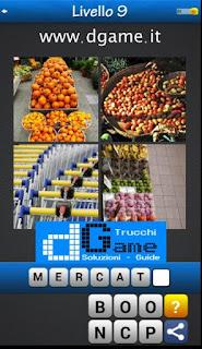 PACCHETTO 2 livello 9 - Soluzioni Trova la Parola - Foto Quiz con Immagini e Parole