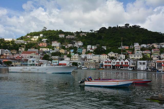 St. George Grenada bay