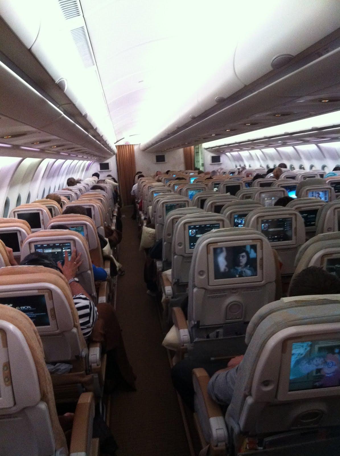 Charles Ryan S Flying Adventure Enjoying Etihad Airways