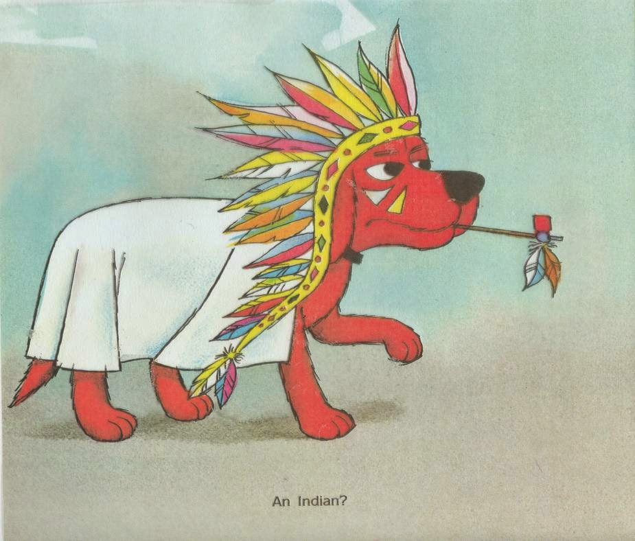 american indians in children s literature aicl an indian in