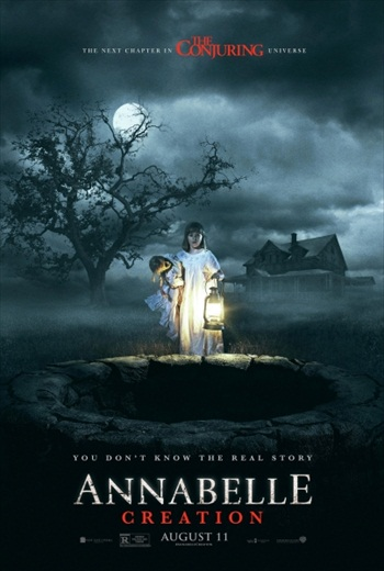 Annabelle Creation 2017 English 720p HC HDRip 850MB