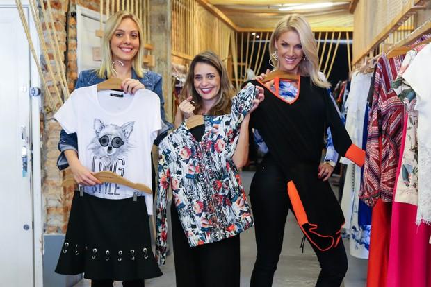 Ana Hickmann News  Ana Hickmann lança sua coleção de roupas 4f2df7dc50