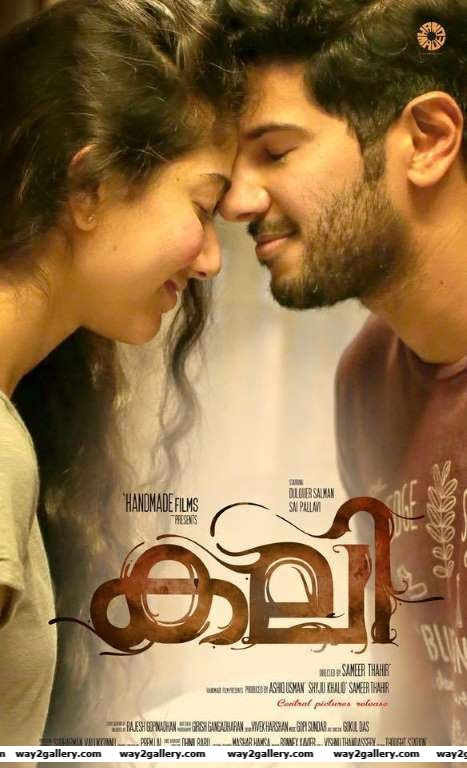 She was last seen in the Dulquer Salmaan starrer KaliSai is now gearing up for her first Telugu film Fidha
