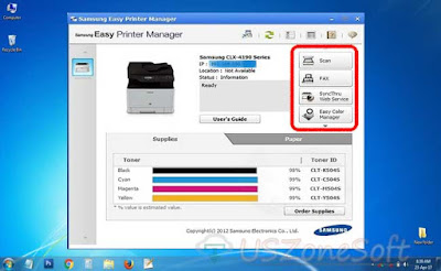 Samsung Easy Printer Manager actually Samsung printer management program at scan fax command manage. Samsung Easy Printer Manager Scan Application Download. Samsung Scan And Fax Manager