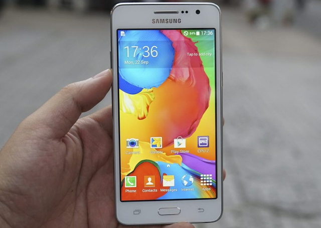 Firmware Stock ROM & Update Lollipop Samsung Galaxy Grand Prime SM-G530H