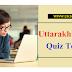 Uttarakhand GK Quiz Test -3