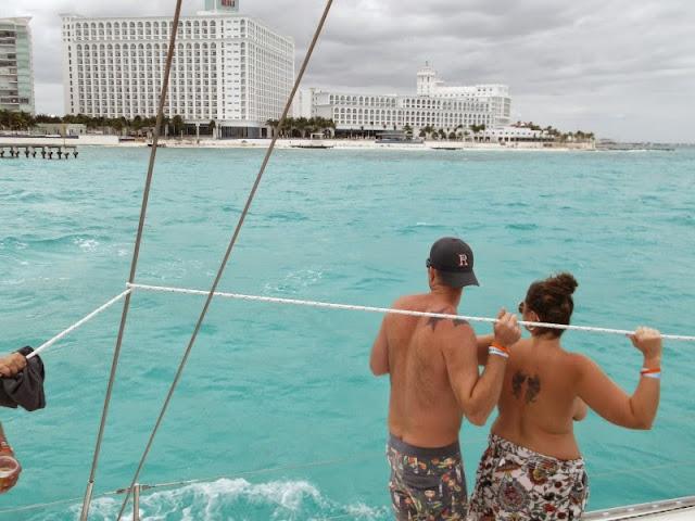 Catch! wb, cancun boobs cruise mackerel /sign