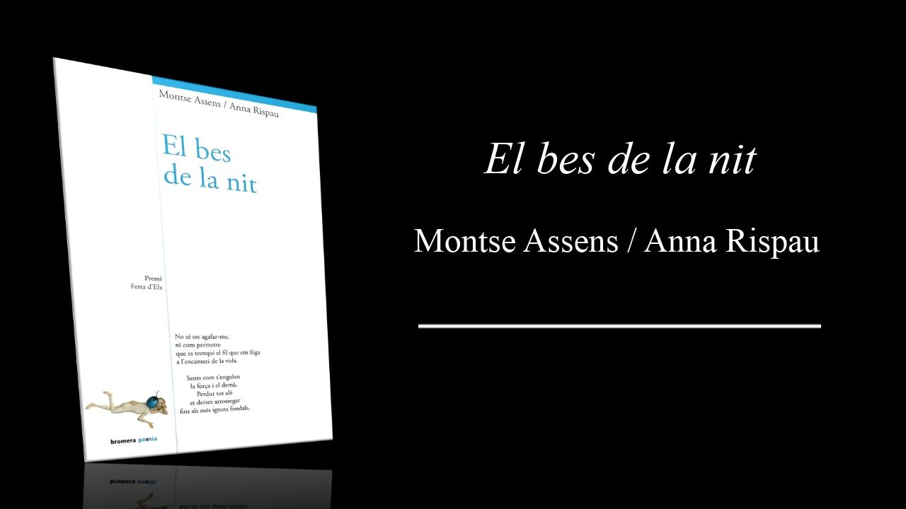 El bes de la nit (Montse Assens - Anna Rispau)
