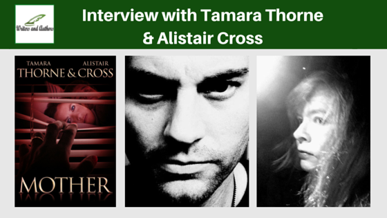 Interview with Tamara Thorne  & Alistair Cross