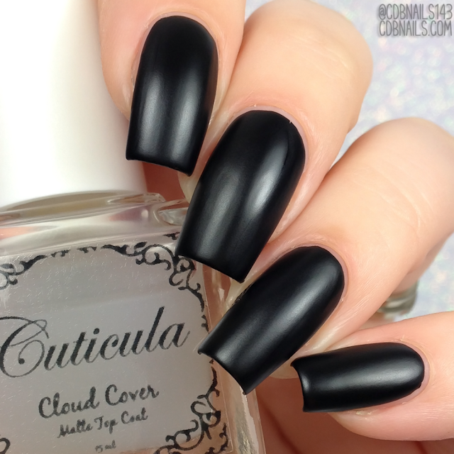 Cuticula-Cloud Cover Matte Top Coat
