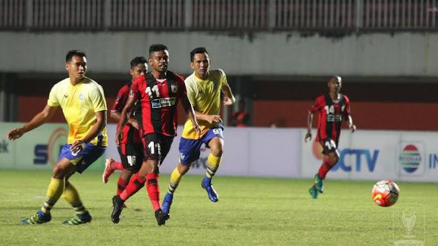 Ditinggal Sponsor Utama, Persipura Tetap Ikut Liga 1