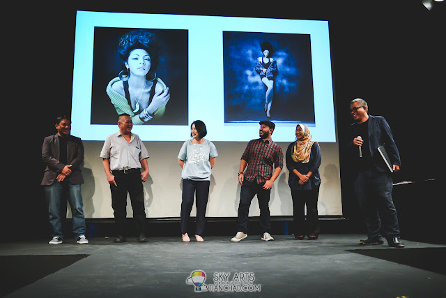 Guest speakers at Amri Ginang Photo Exhibition 2015