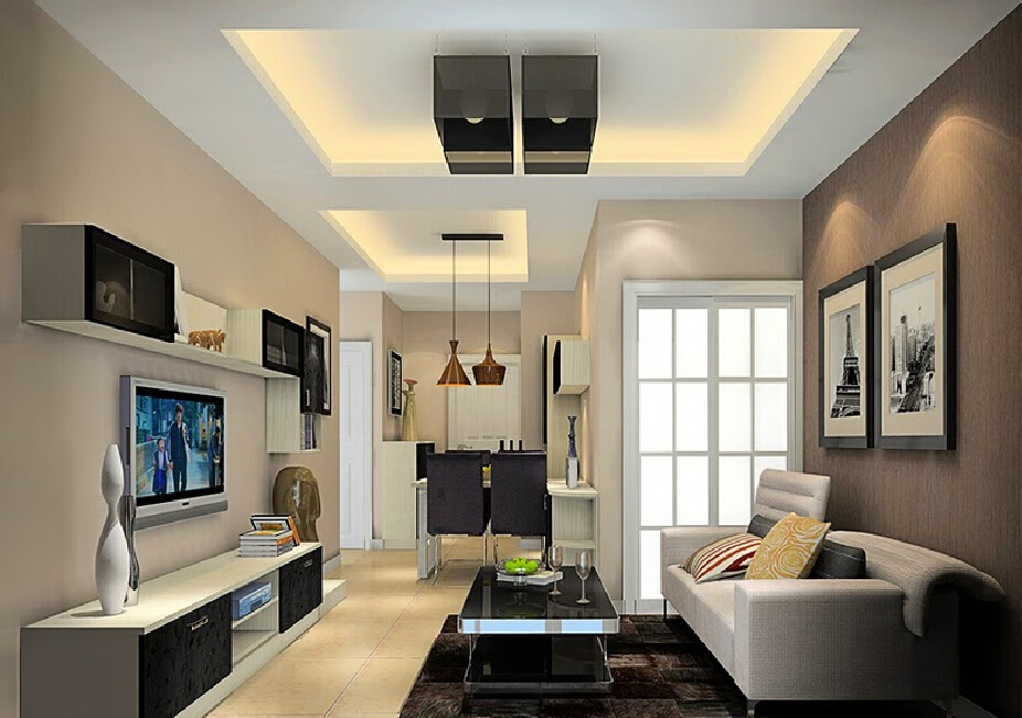 Gambar Model Plafon Rumah Minimalis Modern Desain Rumah Idaman