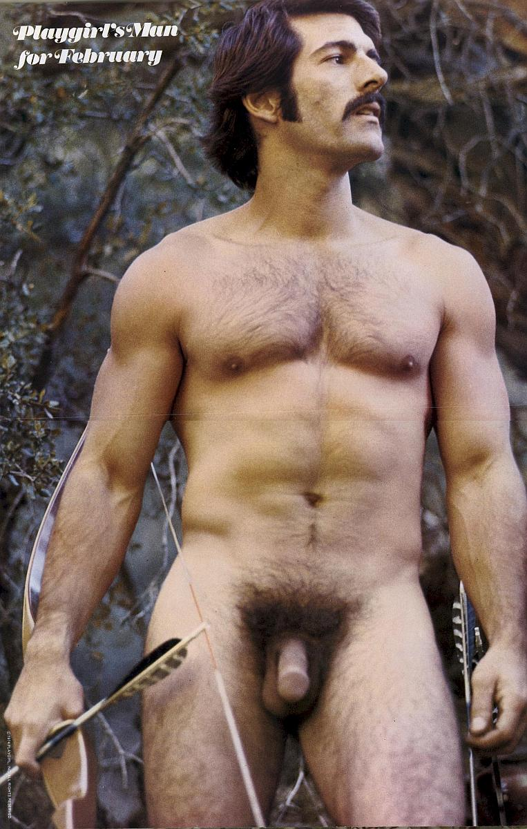 Are Hotnaked hairy male model