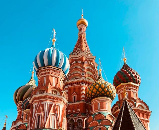 Catedral de S. Basílio - Moscovo