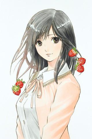 Revelado Primera ilustración del manga Ichigo 100% East Side Story