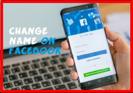 Ways to Change Your Name on Facebook