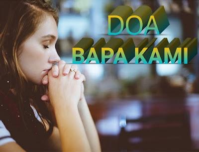 alternative doa bapa kami bahasa inggris jawa