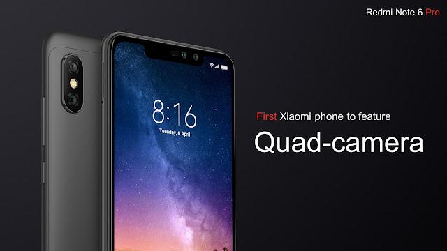 Kekurangan dan Kelebihan Xiaomi Redmi Note 6 Pro