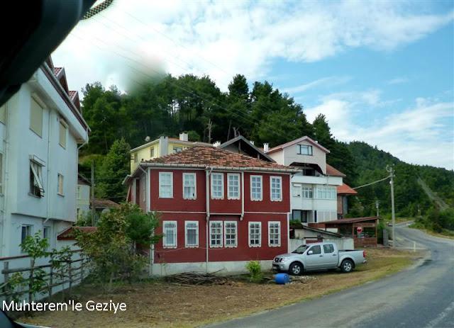 gemiciler köyü