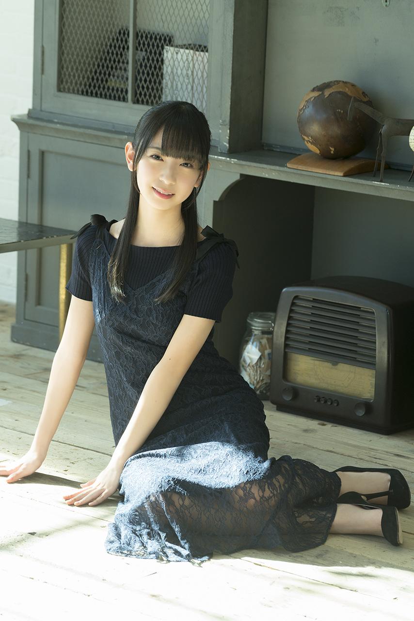 Kanemura Miku 金村美玖, HUSTLE PRESS U18 Zero④ 2018年3月26日