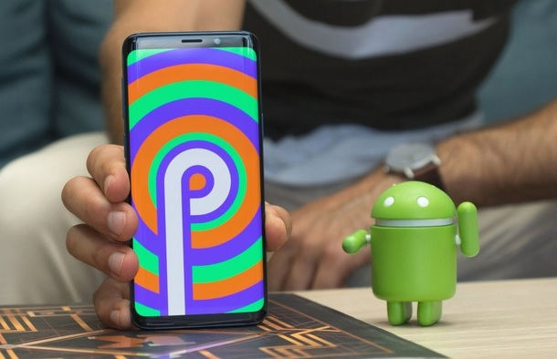 Samsung Galaxy Android Pie
