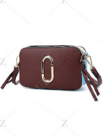 wine red, bag