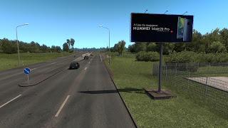ets 2 real advertisements v1.3 screenshots, lithuanian 1