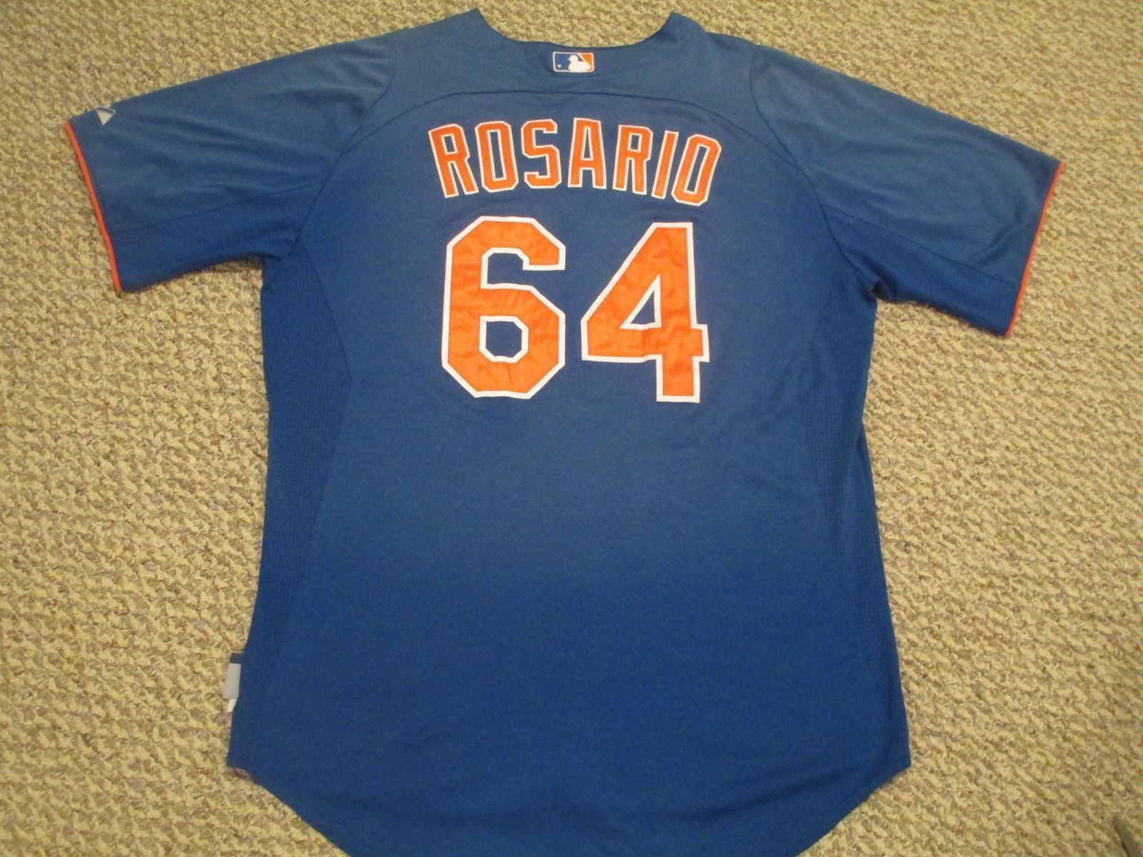 official photos f4d0f e89ad TheMediagoon.com: Game Used: Amed Rosario Spring Training Jersey