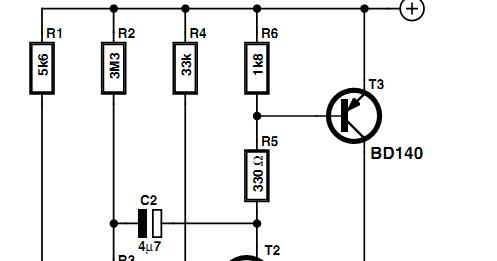 Sound Activated Switch Circuit Diagram | Super Circuit Diagram
