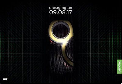 Lenovo K8 Note Smartphone to Launch in India on August 9