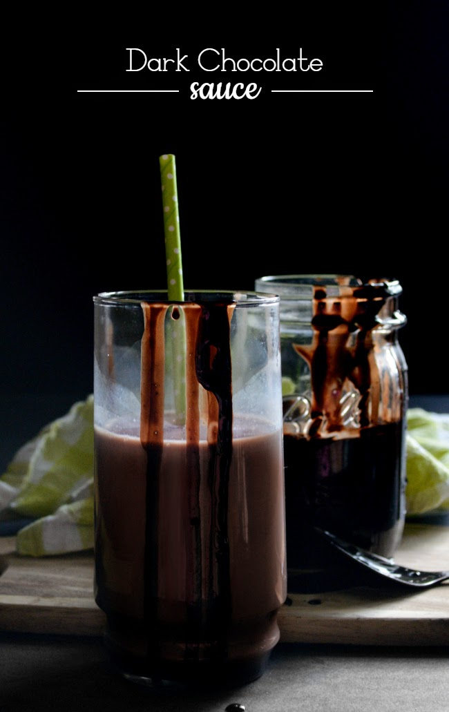 Make your own chocolate syrup with this simple recipe