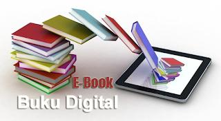 Pengertian dan Fungsi Buku Digital / Ebook