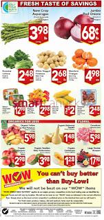 Buy-Low Foods Flyer May 14 to 20, 2017