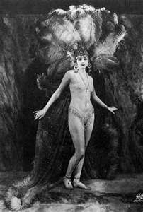 THE MAYBELLINE STORY : Erte' - Ziegfield Follies, Maybelline in the