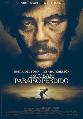Póster de la película 'Escobar, Paraíso Perdido (Escobar: Paradise Lost'