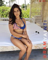 Ramya Inti Spicy Cute Plus Size Indian model stunning Fitness Beauty July 2018 ~ .xyz Exclusive Celebrity Pics 149.jpg