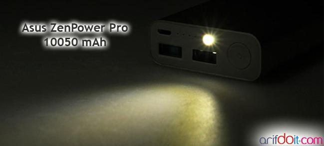 Memiliki fitur flash light tahan 100h
