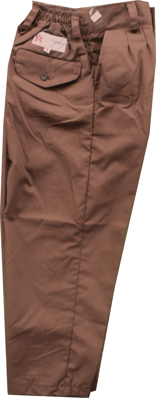 Celana Pramuka Panjang SD uk 4,5